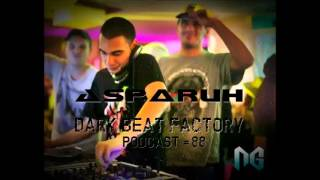 Asparuh a.k.a. Asi -  Dark Beat Factory Podcast #88 + Tracklist