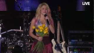 Shakira - Nothing Else Matters (LIVE Rock In Rio)