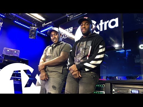Stardom - Kenny Allstar Freestyle on 1Xtra