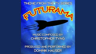 Futurama - Main Theme from the FOX TV Series