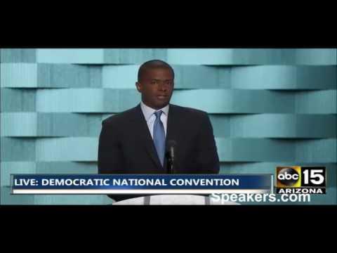 Keynote Speaker: Bakari Sellers Presented By • Speakers.com • Democratic National Convention