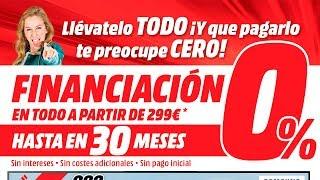 Ofertas Folleto Mediamarkt del 6 al 16 de Septiembre TV, Audio y Telefonia