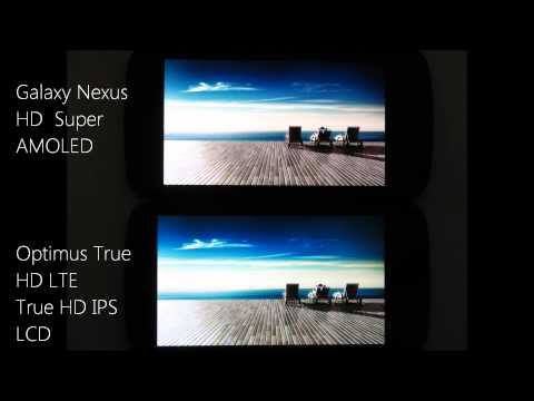 HD Super AMOLED vs True HD IPS