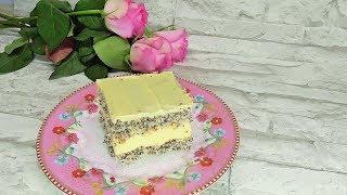Mohnmädchen Kuchen