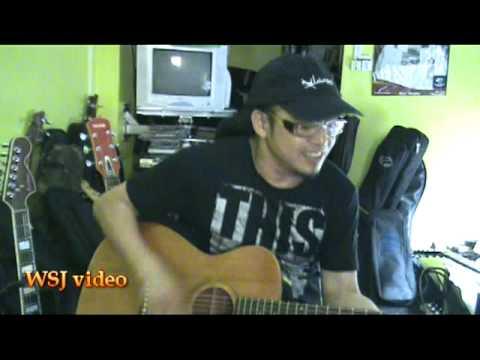 Jun Castro live @ Roadtone Guitar Clinic