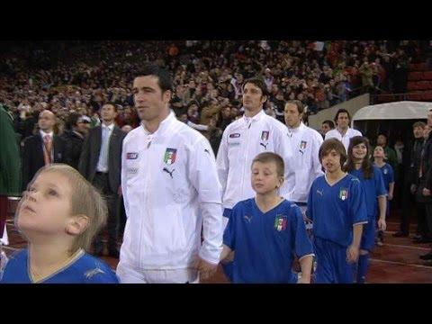 Highlights: Italia-Portogallo 3-1 (6 febbraio 2008)