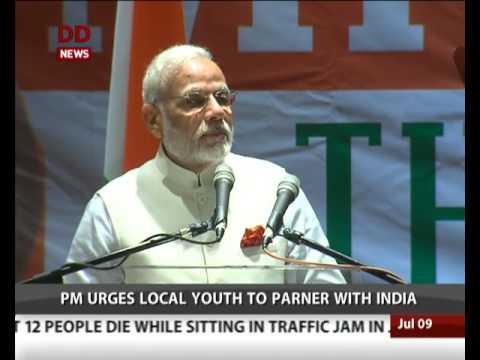 PM appreciates Durban's initiative in Yoga