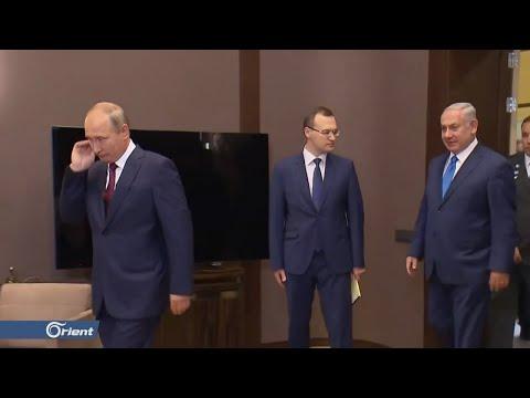 روسيا تدعم إسرائيل في مطالبها بقطع الدعم الإيراني عن الميليشيات الشيعية بسوريا