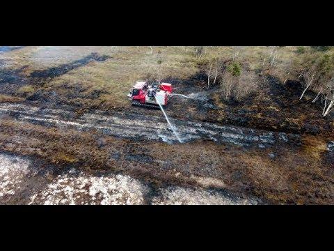 MOORBRAND BEI MEPPEN: Emsland ruft Katastrophenfall aus