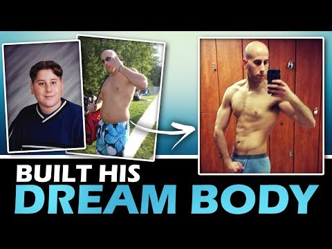 He Built His Dream Body & Then He Lost it? Incredible Belly Fat Loss Success Story ft. MASTAR MEDIA! - 동영상