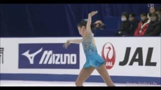 Asian Winter Games 2017 | Figure Skating Ladies