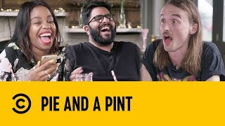 Pie and a Pint | What Happens When You Let a Bunch of Comedians Loose in a Pub? | Livestream