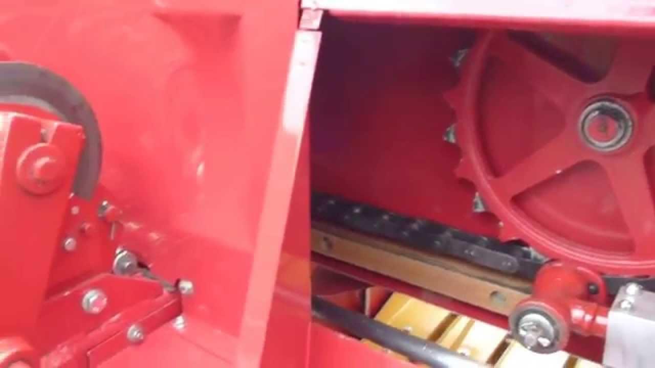 New Holland Super hayliner 69 Part 1