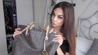 WHAT'S IN MY PURSE? (2017) | liizx0