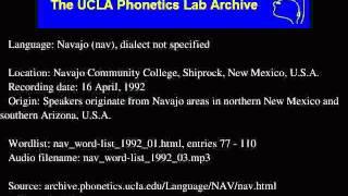 Navajo audio: nav_word-list_1992_03