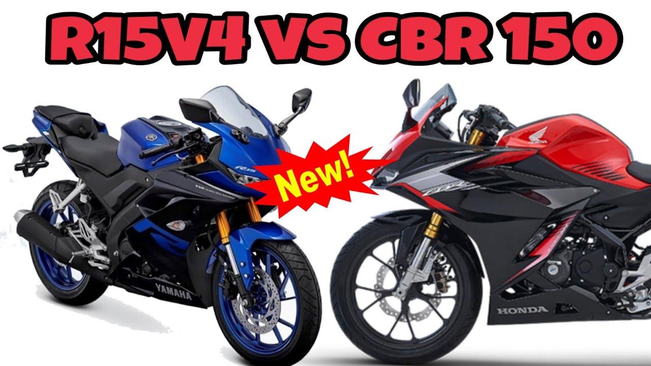 SO SÁNH - R15V4 và CBR 150 2022 | Xe nào đáng mua nhất hiện tại ?
