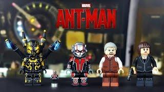 Гражданская война (Человек Муровей)_Civil war (Ant-Men)