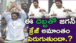 Ys Jagan Plan Another Big Strategy For Bringing Of Ap Special Status   News220