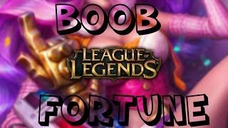League of Legends : Arcade Boob Fortune !