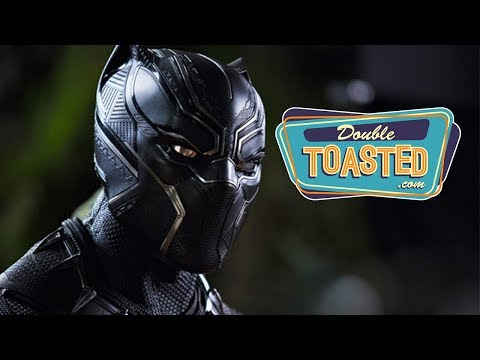 BLACK PANTHER OFFICIAL MOVIE TRAILER REACTION - Double Toasted