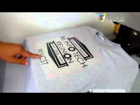 T-Shirt Printing Services - Iloilo D'Signers Web Design & Advertising