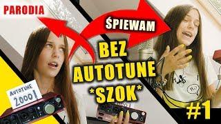 Śpiewam Señorita bez autotune?! || Singing without AUTOTUNE #1☀️ (PARODIA)