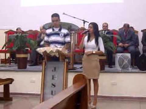 Deus do Impossível - Abnadabe Silva & Paloma Ricci