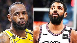 LeBron James Opposes Kyrie Irving Canceling NBA Season Return!