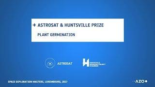 AstroSat & Huntsville Prize - Plant Germination