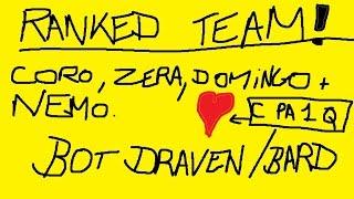 COROBIZAR ME SUPPORT AVEC SON BARD DU SHEITAN - Ranked Team avec ZeratoR, Domingo, Nemo
