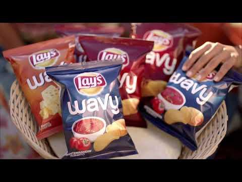 Lay's Wavy - Life Needs MORE Flavor!