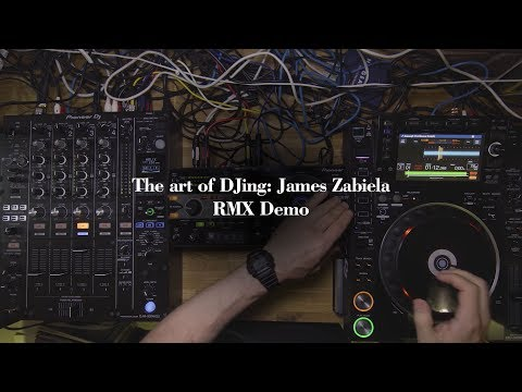 RA: The art of DJing: James Zabiela