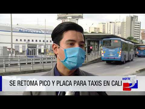 taxis cali
