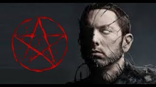 EMINEM VENOM TELLS FANS THAT SATAN IS KNOCKING AT THE DOOR TO LET HIM IN...(ILLUMINATI EXPOSED)
