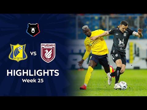 Rostov Rubin Kazan Goals And Highlights