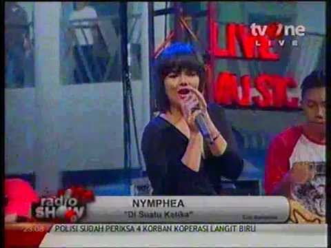 Nymphea Live at @RadioShow_tvOne (Full)