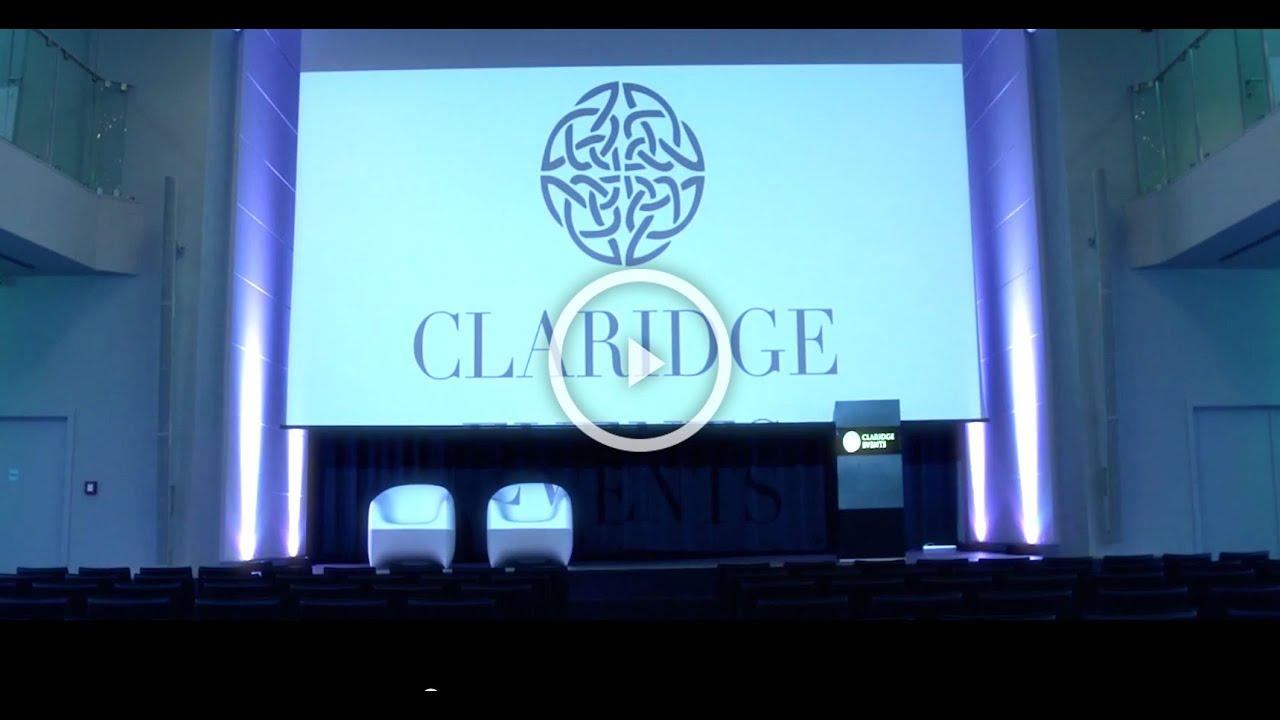 Claridge Events | Salle événements