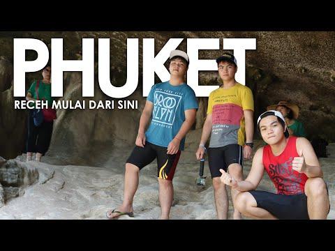KETAWA GA BERHENTI GILA: Thailand Phuket Part. 1 – RyanTale #4