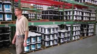 Hirshfield's Paint Manufacturing Tour