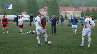 Завершились игры по мини футболу среди предприятий Распадской угольной компании