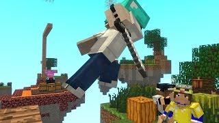 SkyWars - Minecraft Animação