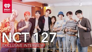 """Cover images NCT 127 Talks New Song """"Punch,"""" Their Favorite B-side Tracks, and More!"""
