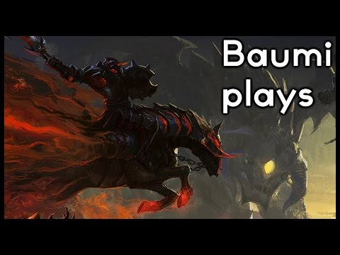 Dota 2 | BEATING THE UNBEATABLE!! | Baumi plays Chaos Knight