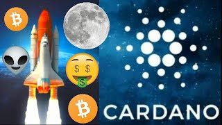 Cardano Moonshot ADA Has Real Potential to Replace Bitcoin's Blockchain