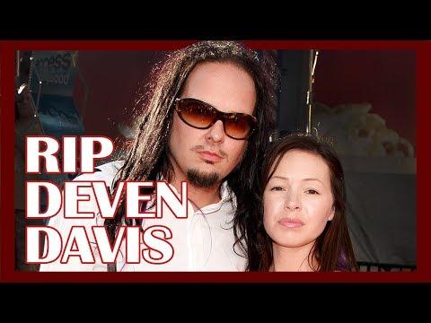 Deven Davis, Wife of Korn's Jonathan Davis, Dies