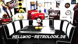 Gambar cover Hellwig Retrolook - Best Diner & Retro Furniture