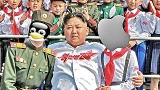 Обзор RedStar OS 3.0 (MacOS из северной Кореи)