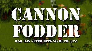 Cannon Fodder прохождение #4 | Игра на (SEGA Genesis, Mega Drive) Virgin 1993 Стрим RUS