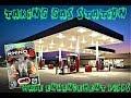 Taking Gas Station Male Enhancement Pills