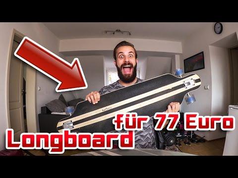 gÜnstiges-amazon-longboard-für-77-euro!-lohnt-es-sich?